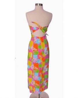 Lilly Pulitzer NWT Sleeveless Maxi Summer Dress Size 6