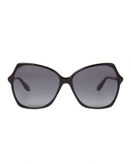 Givenchy GV7094/S Black & Gold-Tone Square Sunglasses