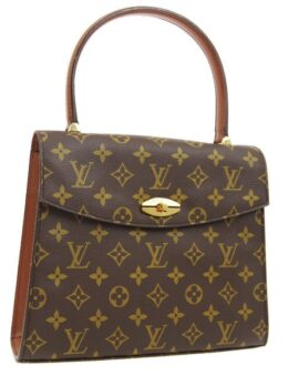 Malesherbes Brown Bag M51379 Monogram 1212854